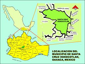 LOCALIZACION DE XOXOCOTLAN